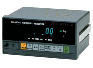 Đầu cân điện tử Model AD-4329A
