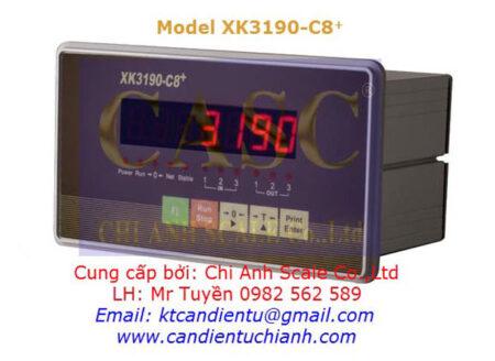 indicator-xk3190-c8+