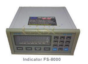 Đầu cân điện tử FS-8000