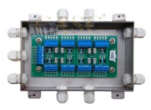 Hộp nối cân JXH-8-S