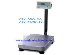 Cân bàn điện tử FG-150KAL