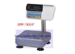 Cân bàn điện tử HW-15-FGV