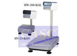 Cân bàn điện tử AND HW-KGL