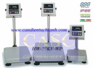 Cân bàn điện tử HW-KV-WP