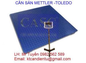 Cân sàn điện tử Mettler