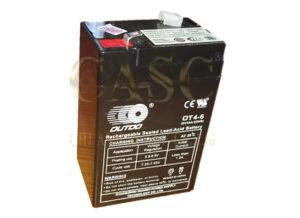 Pin cân điện tử 6V4Ah