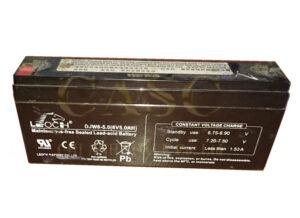 Pin cân điện tử 6V5Ah