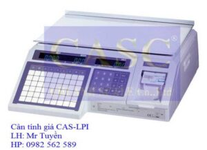 Cân tính giá LPI CAS