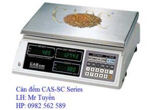 Cân đếm điện tử Model SC