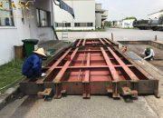 Sửa chữa cân xe tải 80 tấn