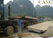 dịch vụ di chuyển trạm cân xe tải