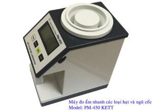 PM-450 đo độ ẩm nhanh chóng chính xác