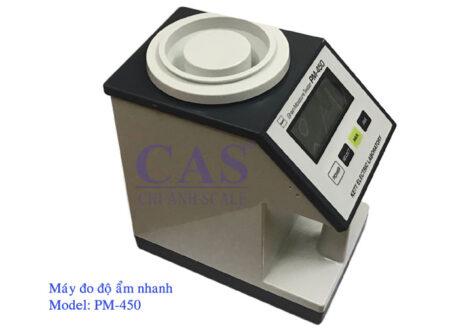 Máy đo độ ẩm nhanh các loại hạt ngũ cố PM-450